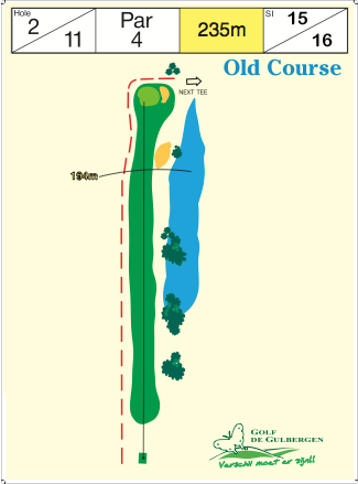 Old Course Hole 2 / 11