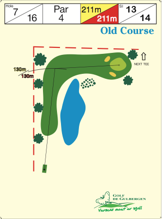 Old Course Hole 7 / 16