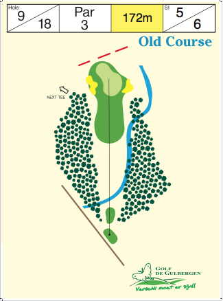 Old Course Hole 9 / 18